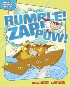 Rumble! Zap! Pow!
