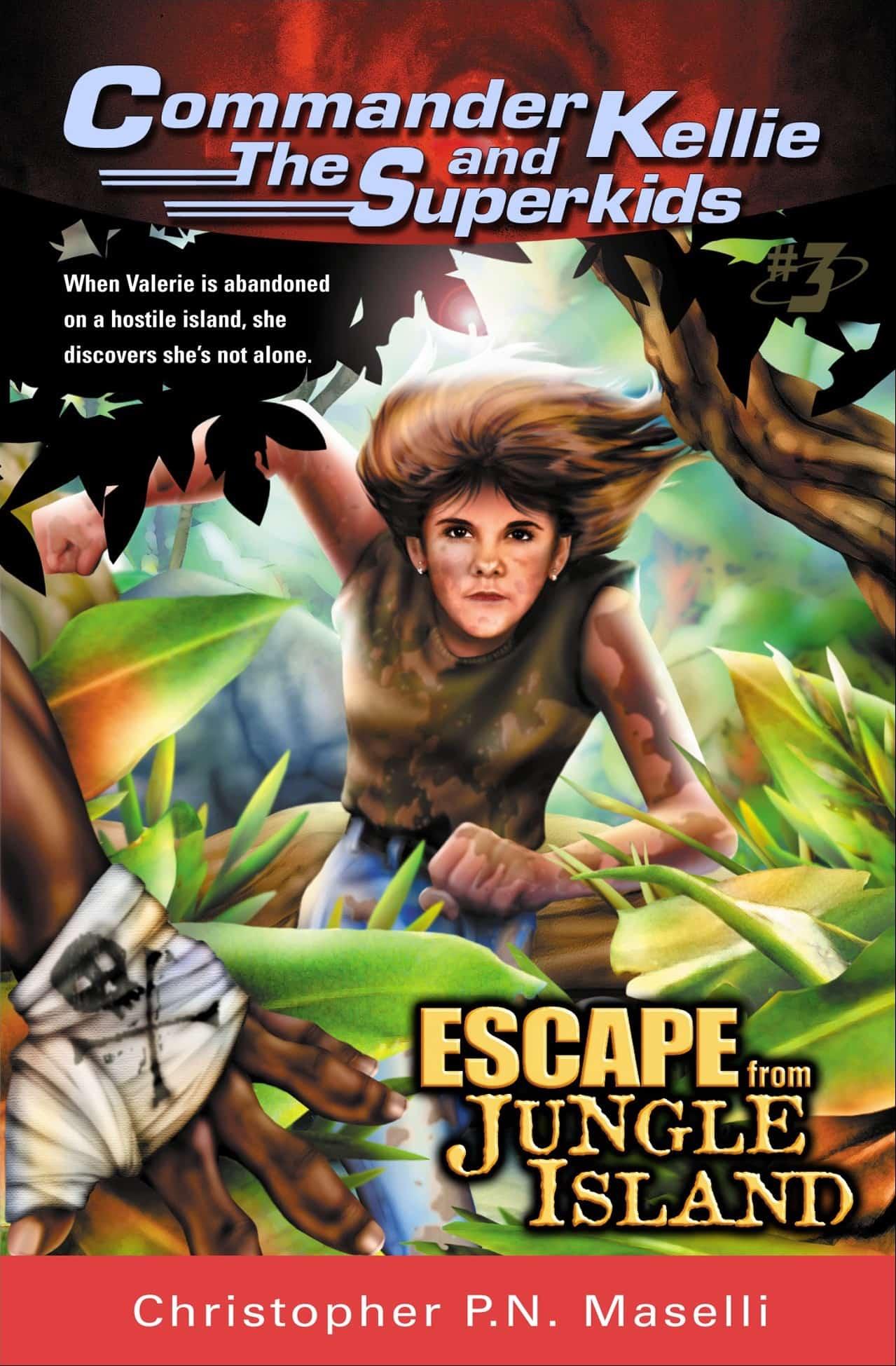 Escape From Jungle Island