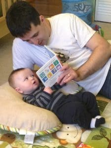 How to get your kids to love reading.