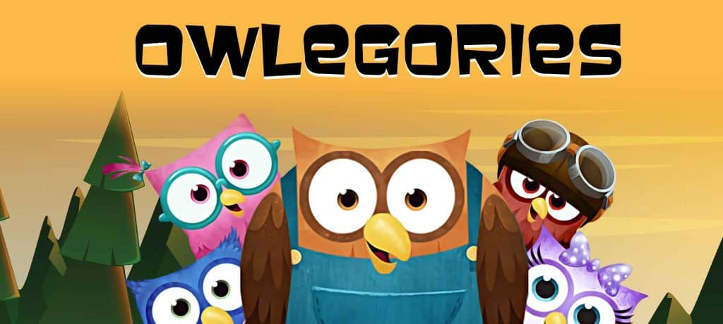 Owlegories, a Gospel-Centered Animated Series for Kids [Review]