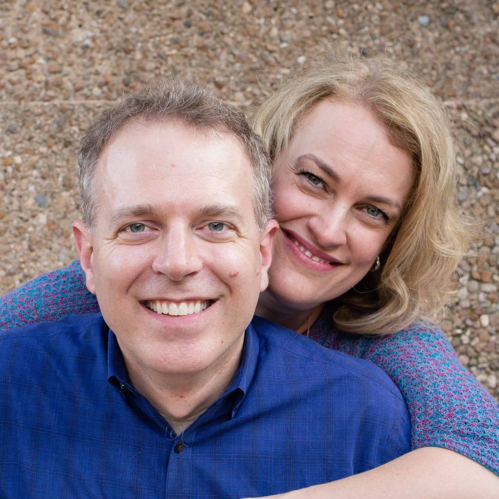 Christopher and Gena Maselli from Writing Momentum
