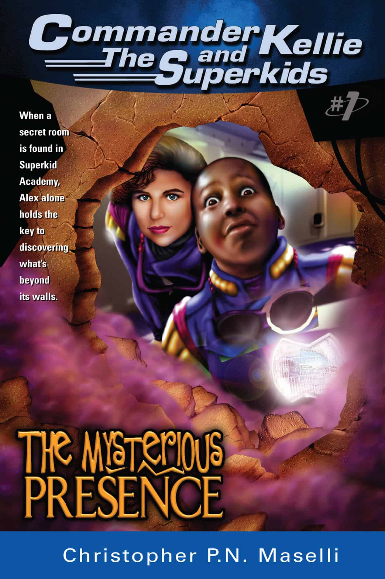 The Mysterious Presence by Christopher PN Maselli