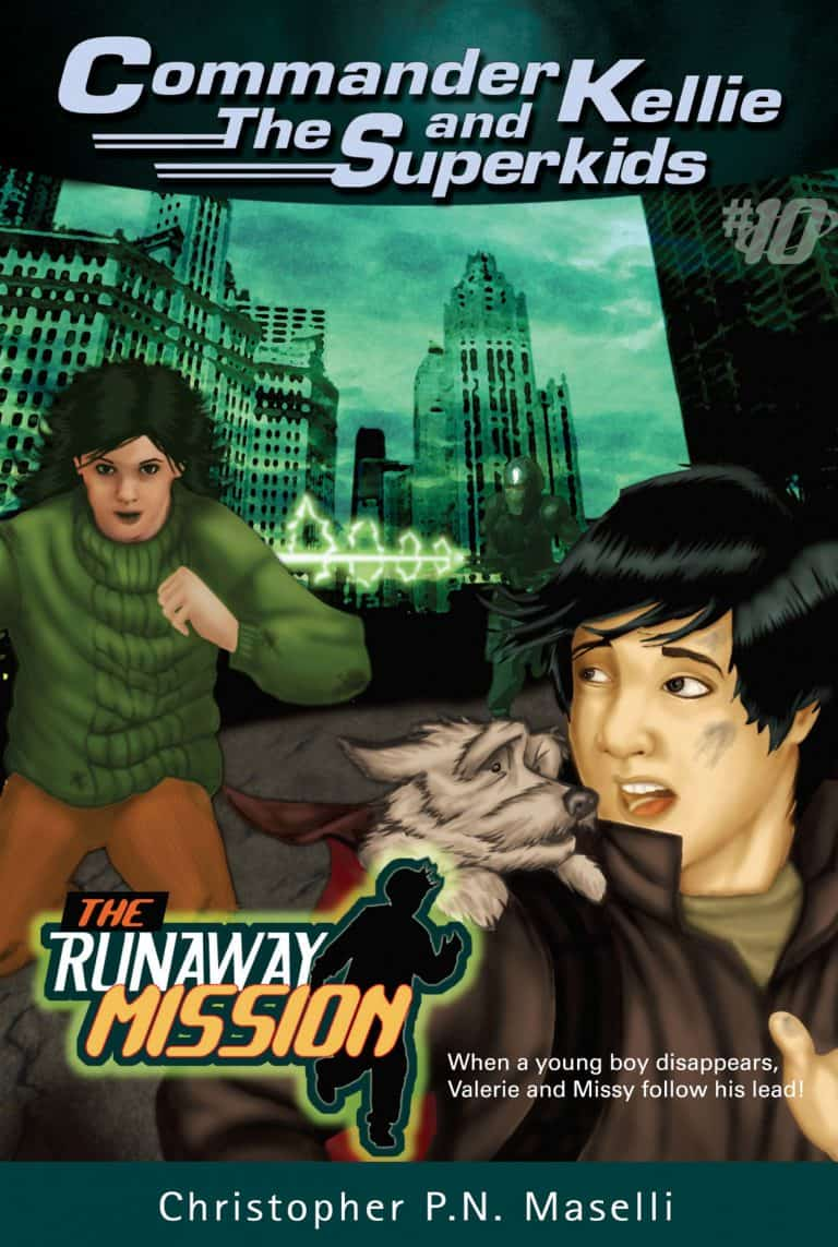 The Runaway Mission by Christopher PN Maselli