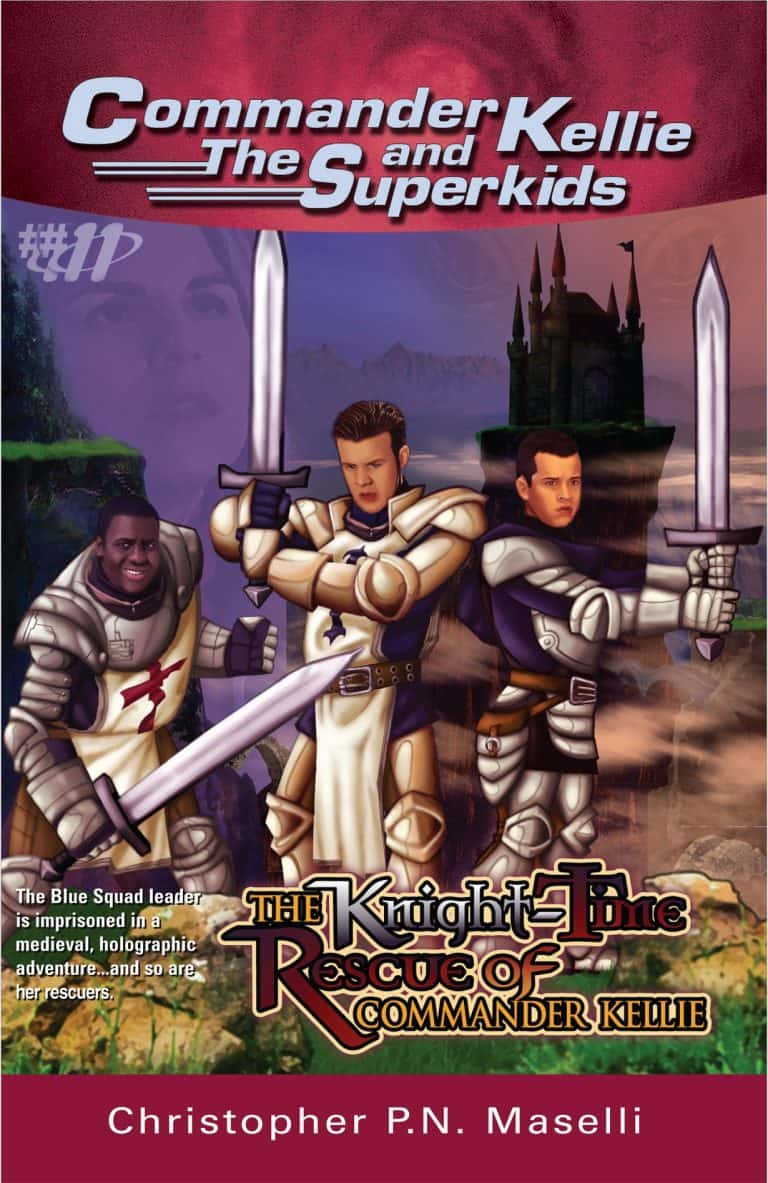 Knight time Rescue of Commander Kellie by Christopher PN Maselli