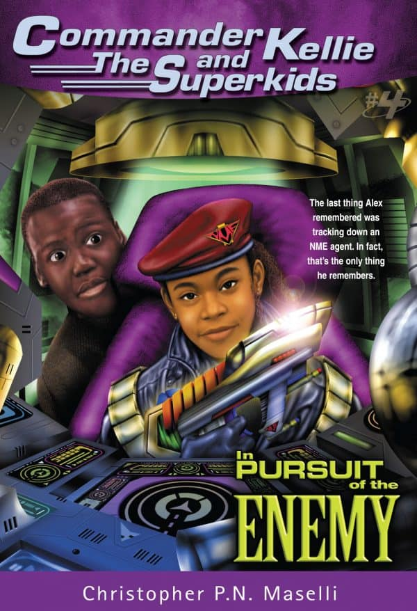 In Pursuit of the Enemy by Christopher PN Maselli