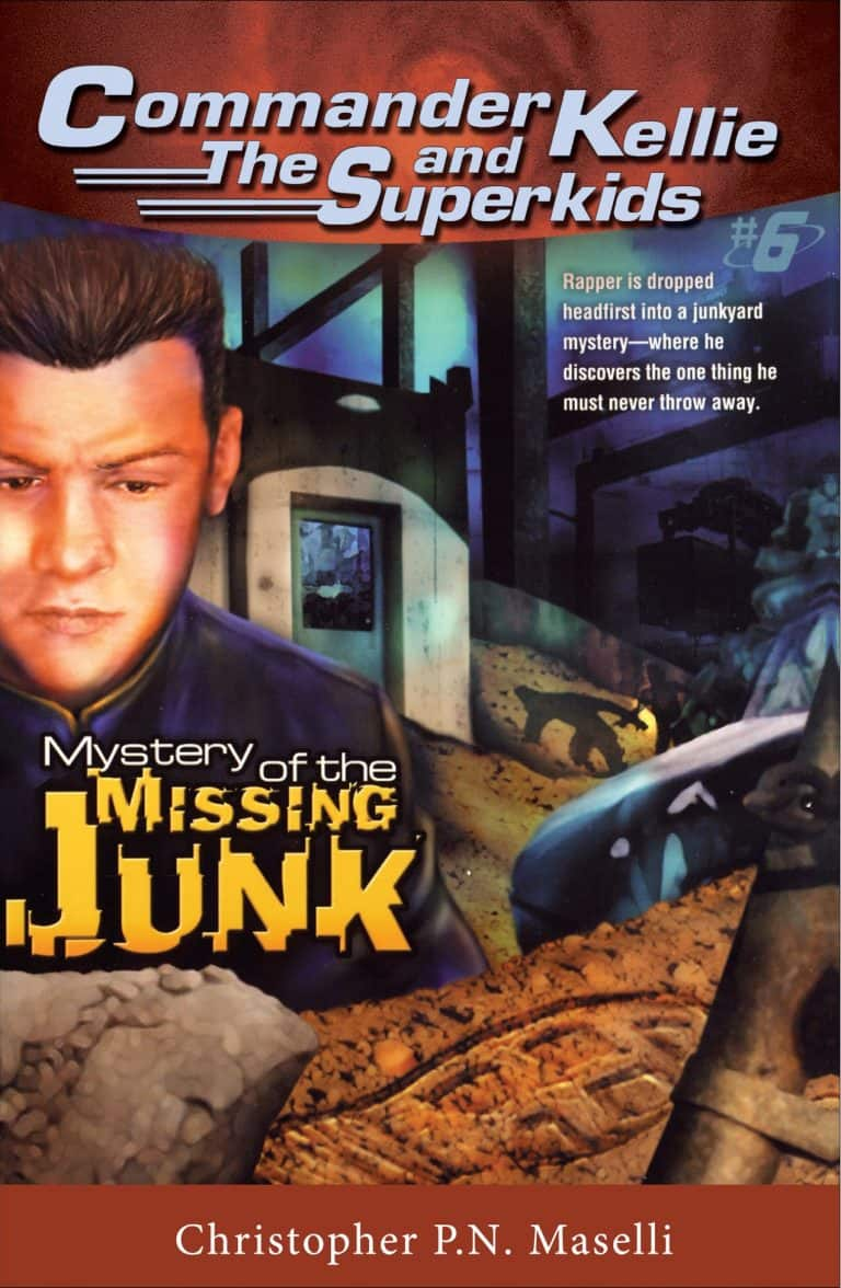 Mystery of the Missing Junk by Christopher PN Maselli