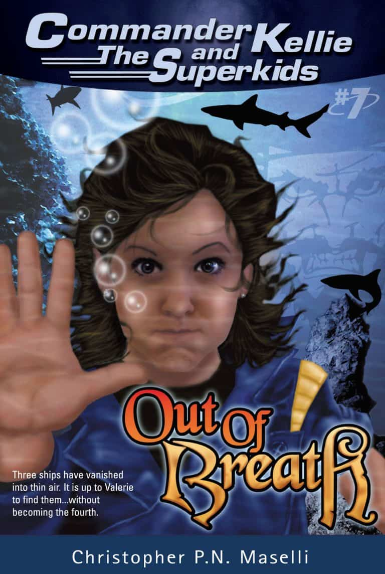 Out of Breath by Christopher PN Maselli