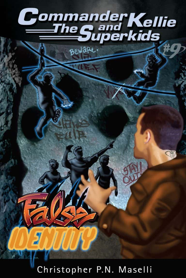 False Identity by Christopher PN Maselli