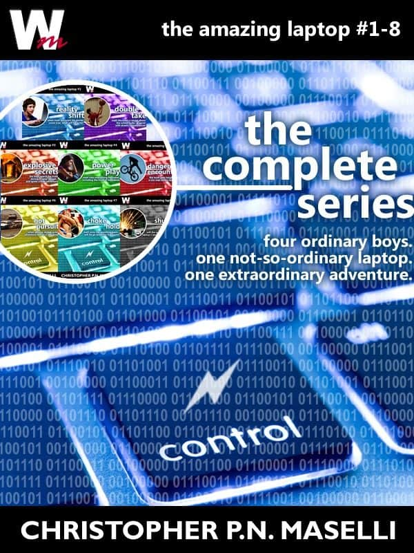 The Complete Amazing Laptop Series