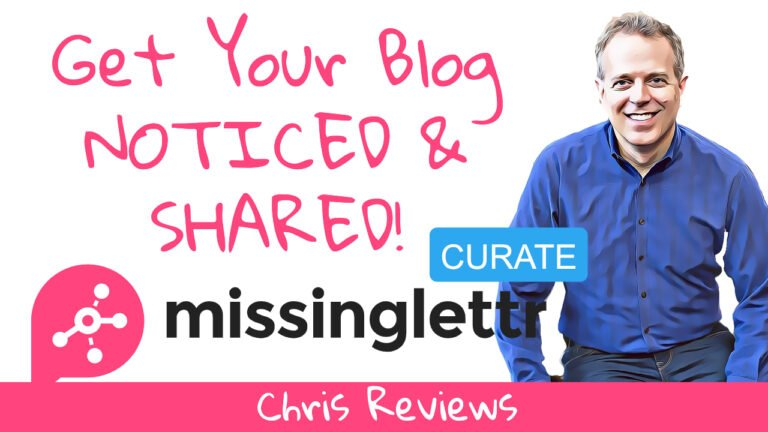 How to Get Others to Broadcast Your Blog Posts (MissingLettr Curate Review)