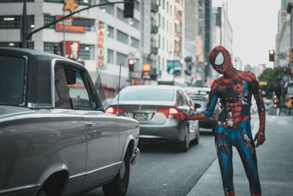 Spiderman needs Writing Momentum